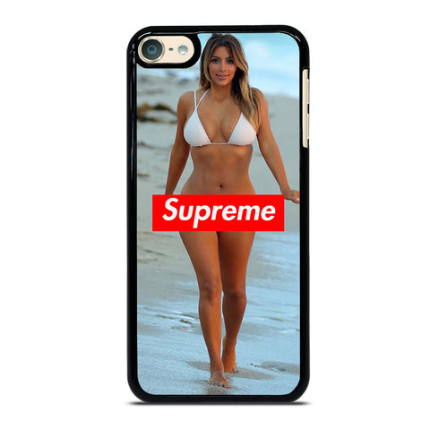 KIM KARDASHIAN SEXY SUPREME iPod Touch 4 5 6 Generation 4th 5th 6th Case - Best Custom iPod Cover Design