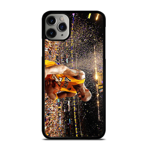 KOBE BRYANT LA LAKERS-iphone-11-pro-max-case
