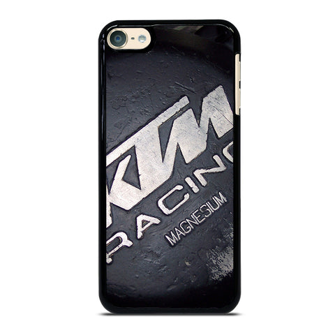 KTM RACING MAGNESIUM iPod Touch 4 5 6 Generation 4th 5th 6th Case - Best Custom iPod Cover Design
