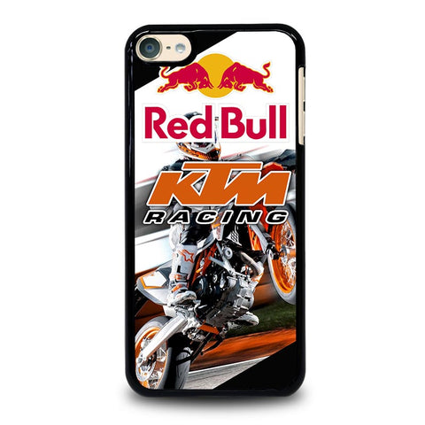 KTM RACING RED iPod Touch 4 5 6 Generation 4th 5th 6th Case - Best Custom iPod Cover Design