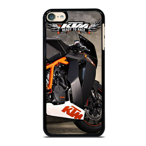 KTM READY TO RACE 4 iPod Touch 4 5 6 Generation 4th 5th 6th Case - Best Custom iPod Cover Design