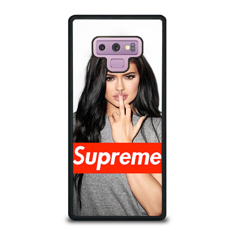 KYLIE SUPREME JENNER-samsung-galaxy-note-9-case