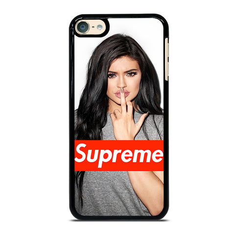 KYLIE SUPREME JENNER iPod Touch 4 5 6 Generation 4th 5th 6th Case - Best Custom iPod Cover Design