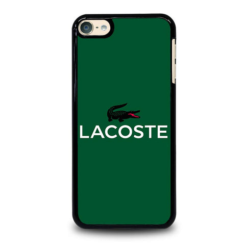 LACOSTE Logo iPod Touch 4 5 6 Generation 4th 5th 6th Case - Best Custom iPod Cover Design