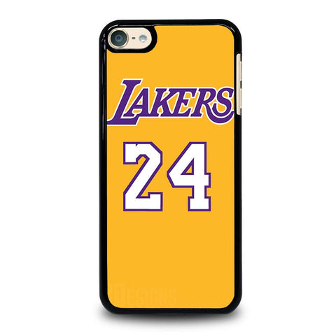 LAKERS JERSEY iPod Touch 4 5 6 Generation 4th 5th 6th Case - Best Custom iPod Cover Design