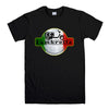 LAMBRETTA SCOOTER-mens-t-shirt-Black