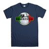 LAMBRETTA SCOOTER-mens-t-shirt-Navy