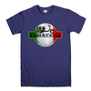 LAMBRETTA SCOOTER-mens-t-shirt-Purple