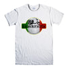 LAMBRETTA SCOOTER-mens-t-shirt-White