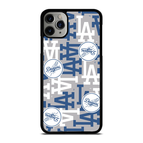 LA DODGERS LOS ANGELES iPhone 6/6S 7 8 Plus X/XS XR 11 Pro Max Case - Best Custom Phone Cover Design