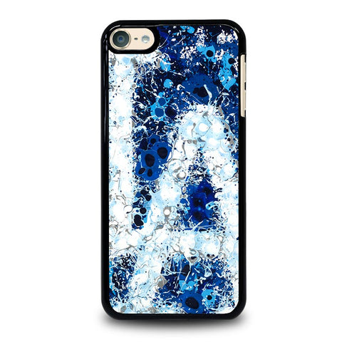 LA DODGERS ART iPod Touch 4 5 6 Generation 4th 5th 6th Case - Best Custom iPod Cover Design