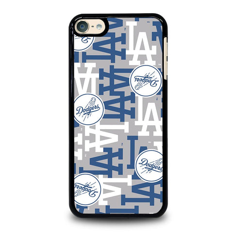 LA DODGERS LOS ANGELES iPod Touch 4 5 6 Generation 4th 5th 6th Case - Best Custom iPod Cover Design