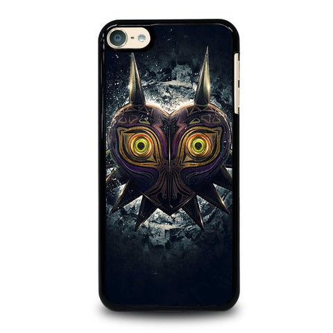 LEGEND OF ZELDA MAJORA'S MASK EPIC iPod Touch 4 5 6 Generation 4th 5th 6th Case - Best Custom iPod Cover Design