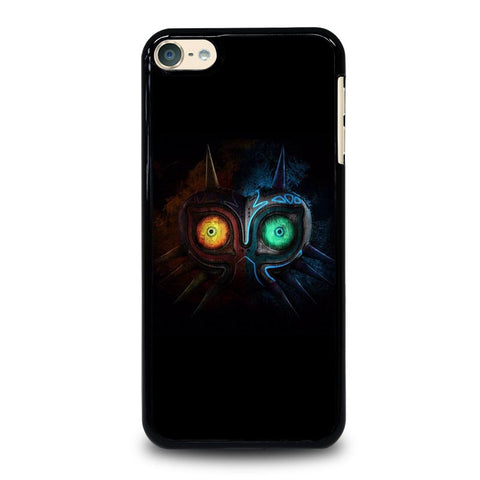 LEGEND OF ZELDA MAJORA'S MASK iPod Touch 4 5 6 Generation 4th 5th 6th Case - Best Custom iPod Cover Design