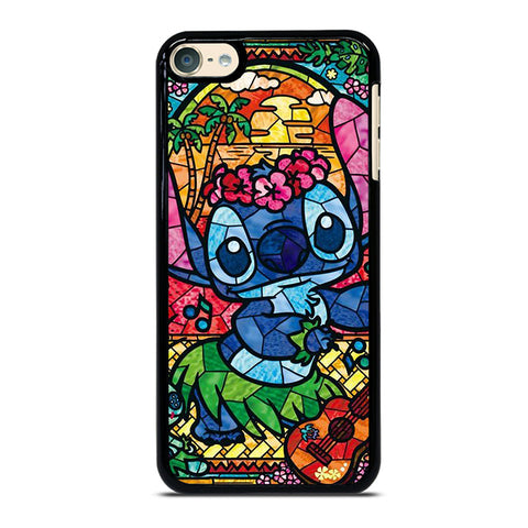 LILO & STITCH STAINED GLASS iPod Touch 4 5 6 Generation 4th 5th 6th Case - Best Custom iPod Cover Design