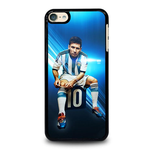 LIONEL MESSI ARGENTINA NATIONAL iPod Touch 4 5 6 Generation 4th 5th 6th Case - Best Custom iPod Cover Design