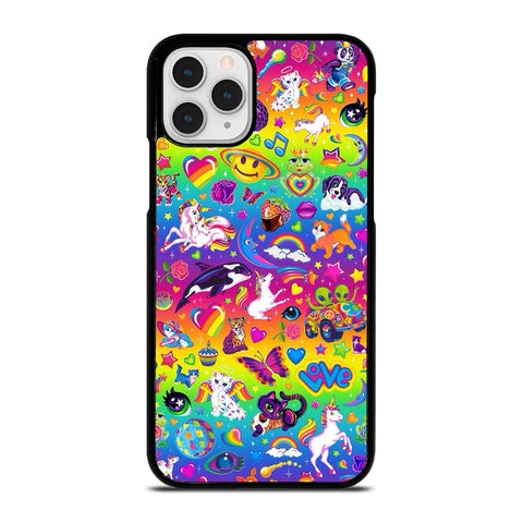 LISA FRANK SWAG-iphone-11-pro-case