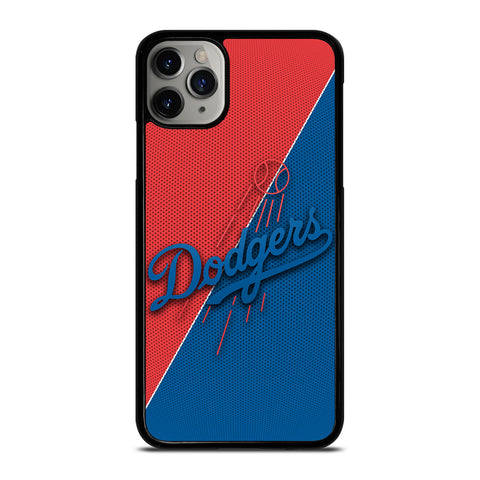 LOS ANGELES DODGERS ICON iPhone 6/6S 7 8 Plus X/XS XR 11 Pro Max Case - Best Custom Phone Cover Design