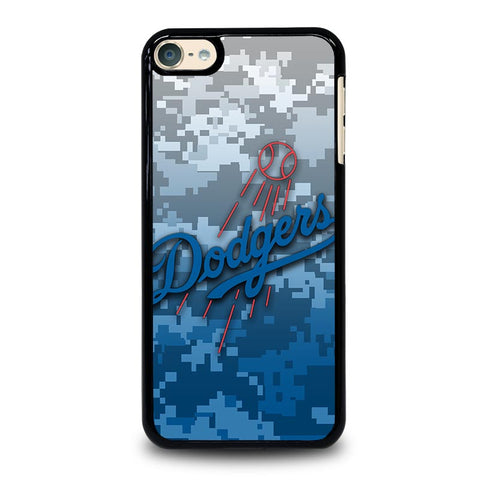 LOS ANGELES DODGERS CAMO iPod Touch 4 5 6 Generation 4th 5th 6th Case - Best Custom iPod Cover Design