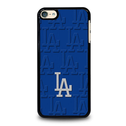 LOS ANGELES DODGERS LOGO iPod Touch 4 5 6 Generation 4th 5th 6th Case - Best Custom iPod Cover Design