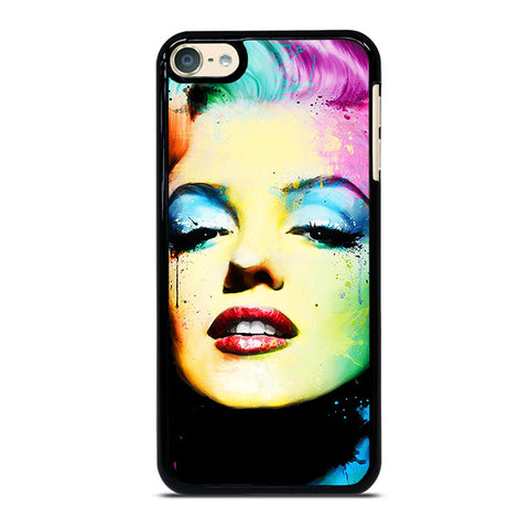 LOVELY MARILYN MONROE ARTWORK iPod Touch 4 5 6 Generation 4th 5th 6th Case - Best Custom iPod Cover Design