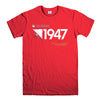 LRG SKATEBOARD 2-mens-t-shirt-Red