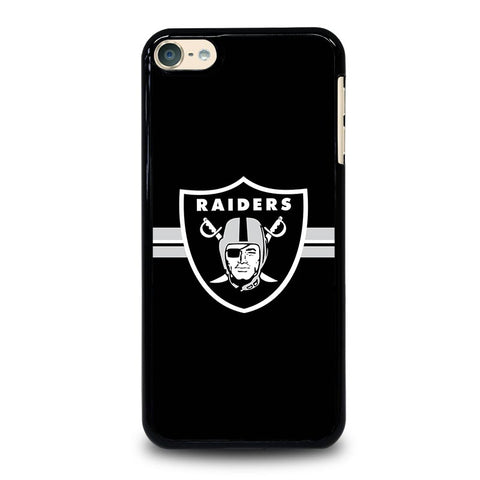 MADE AN OAKLAND RAIDERS iPod Touch 4 5 6 Generation 4th 5th 6th Case - Best Custom iPod Cover Design