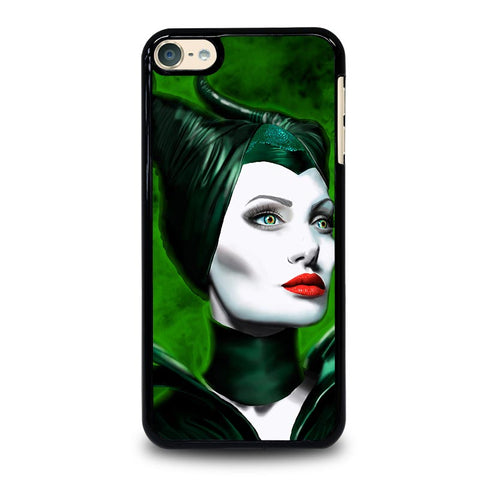 MALEFICENT DISNEY ANGELINA JOLIE iPod Touch 4 5 6 Generation 4th 5th 6th Case - Best Custom iPod Cover Design