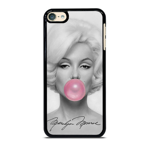MARILYN MONROE PINK BUBBLEGUM ART iPod Touch 4 5 6 Generation 4th 5th 6th Case - Best Custom iPod Cover Design