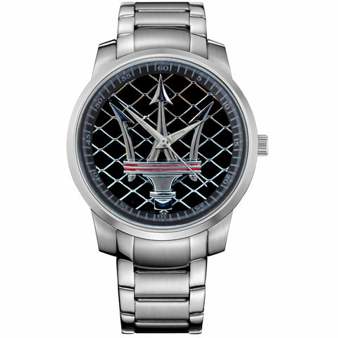 MASERATI-metal-watch