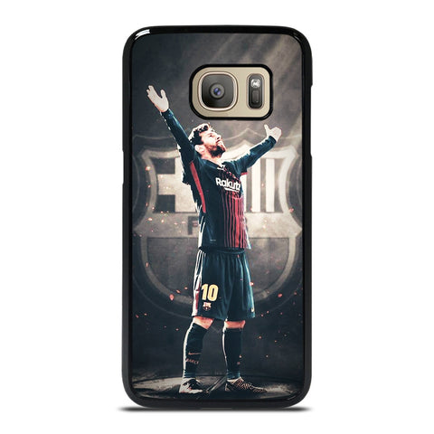 MESSI FC BARCELONA Samsung Galaxy S7 Case