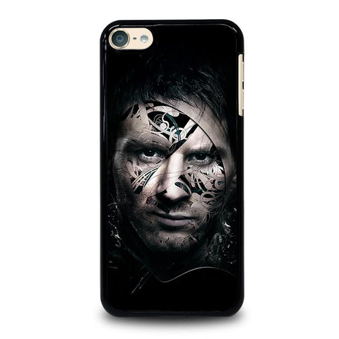 MESSI PORTRAIT DARK iPod Touch 4 5 6 Generation 4th 5th 6th Case - Best Custom iPod Cover Design