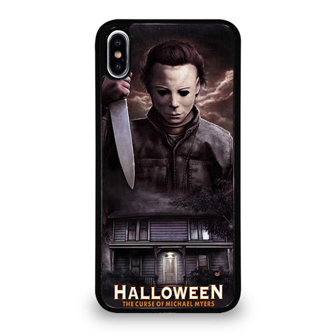 MICHAEL MYERS HALLOWEEN-iphone-xs-max-case