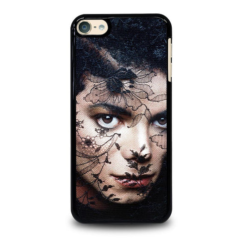 MICHAEL JACKSON FACE POTRAIT iPod Touch 4 5 6 Generation 4th 5th 6th Case - Best Custom iPod Cover Design