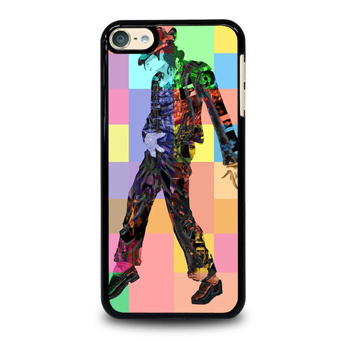 MICHAEL JACKSON MUSIC PARTY ART POP iPod Touch 4 5 6 Generation 4th 5th 6th Case - Best Custom iPod Cover Design