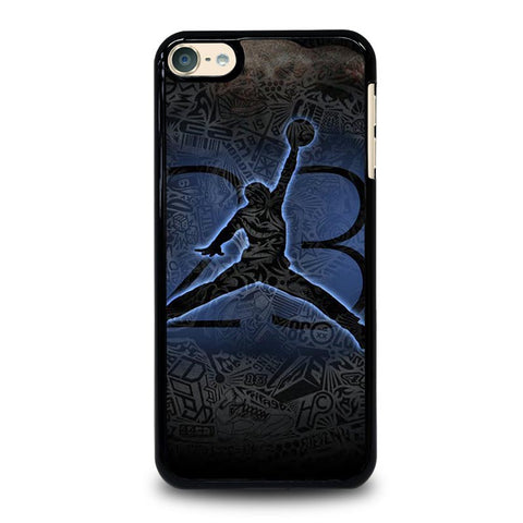 MICHAEL JORDAN AIR JORDAN ART iPod Touch 4 5 6 Generation 4th 5th 6th Case - Best Custom iPod Cover Design