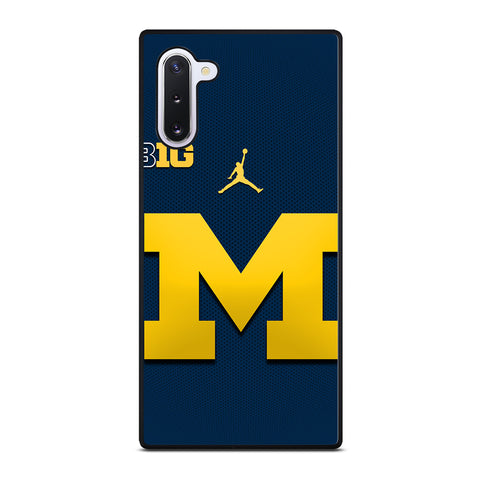 MICHIGAN WOLVERINES BLUE LOGOB2