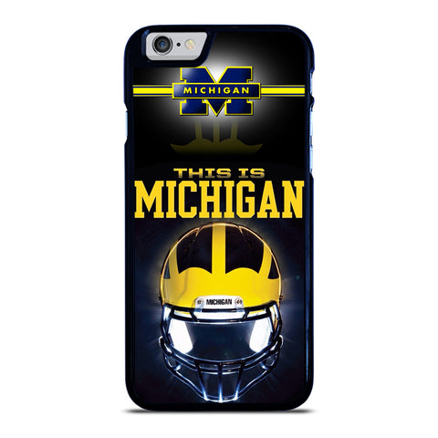 MICHIGAN WOLVERINES FOOTBALL-iphone-6-6s-case