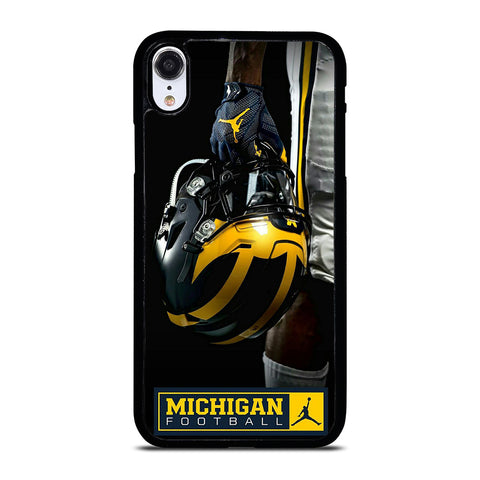 MICHIGAN WOLVERINES FOOTBALL 2-iphone-xr-case