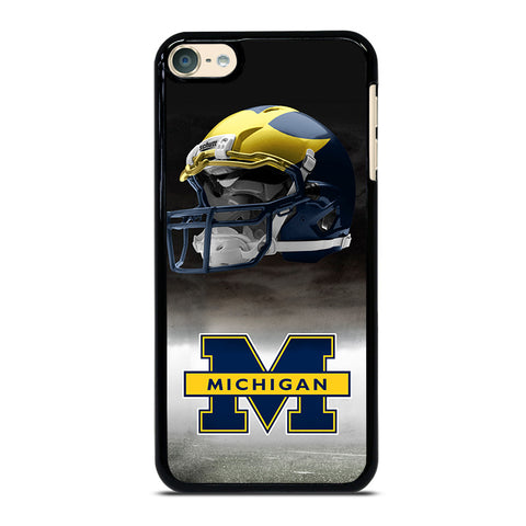 MICHIGAN WOLVERINES iPod Touch 4 5 6 Generation 4th 5th 6th Case - Best Custom iPod Cover Design