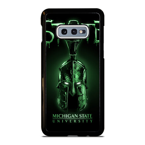 MICHIGAN STATE UNIVERSITY LOGO Samsung Galaxy S10e Case