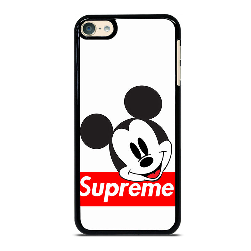 new product 6d118 0ee4c MICKEY MOUSE SUPREME iPod 4 5 6 Case - Casefine