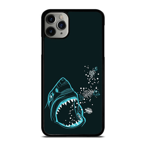 MINIMALIST JAWS iPhone 6/6S 7 8 Plus X/XS XR 11 Pro Max Case - Best Custom Phone Cover Design