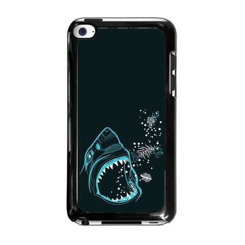MINIMALIST JAWS-ipod-touch-4-case