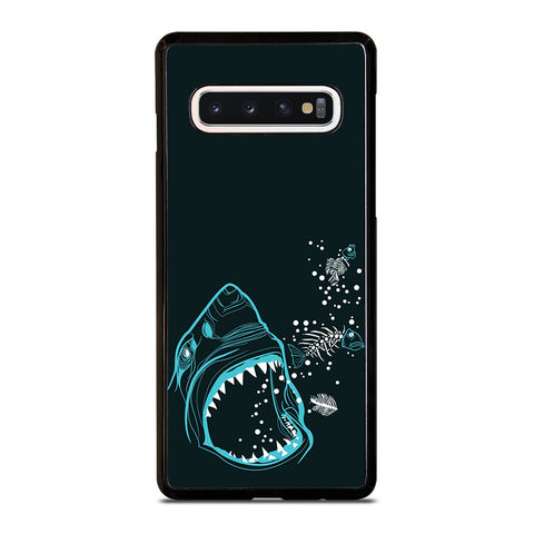 MINIMALIST JAWS Samsung Galaxy S3 S4 S5 S6 S7 S8 S9 Plus Edge Note 3 4 5 8 Case - Best Custom Phone Cover Design
