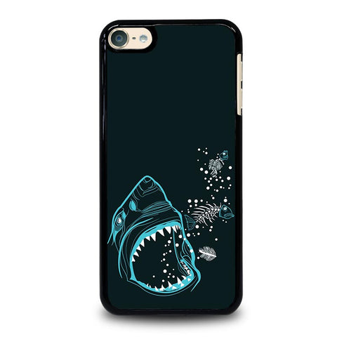 MINIMALIST JAWS iPod Touch 4 5 6 Generation 4th 5th 6th Case - Best Custom iPod Cover Design