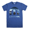 MOPAR-mens-t-shirt-Blue