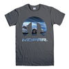 MOPAR-mens-t-shirt-Charcoal