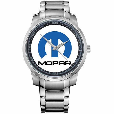 MOPAR LOGO-metal-watch