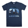 MOPAR-mens-t-shirt-Navy